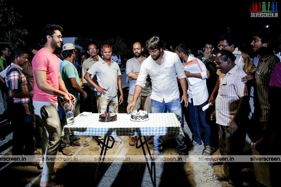 Kalaiarasan Birthday Celebration With Pattinapakkam Team