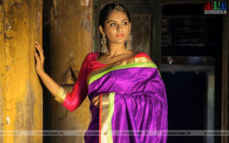 Lakshmi Priyaa Photoshoot Stills