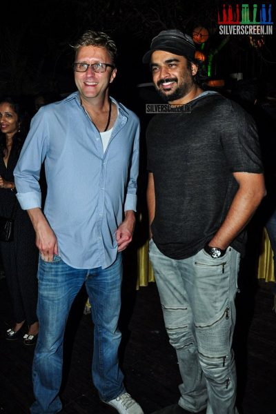 Madhavan at Heartbeats Wrap Up Party