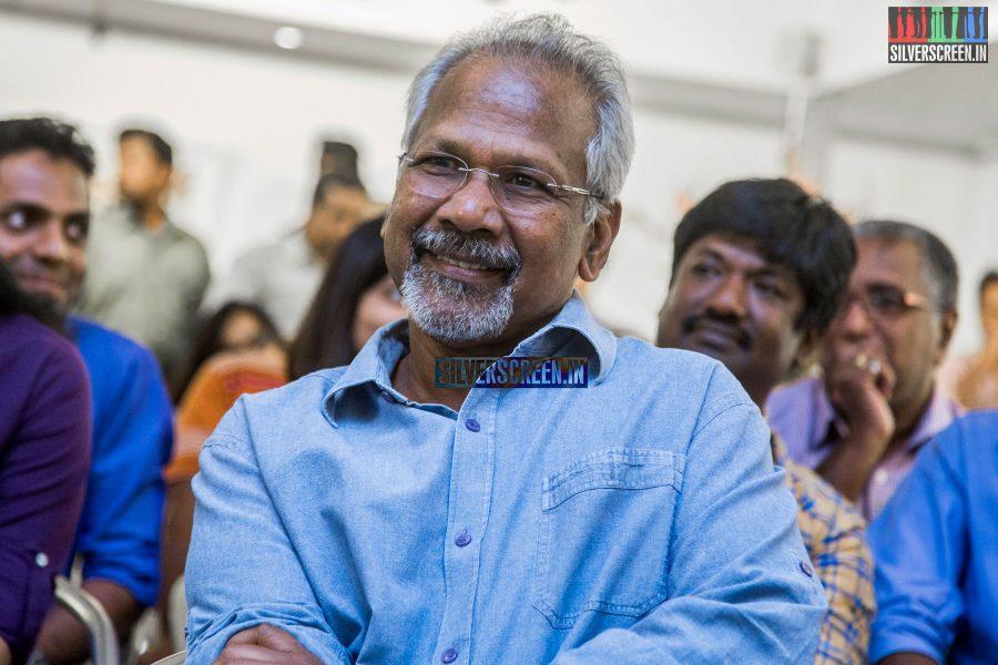 Mani Ratnam at the Anu Aggarwal's 'Anusual' Book Launch