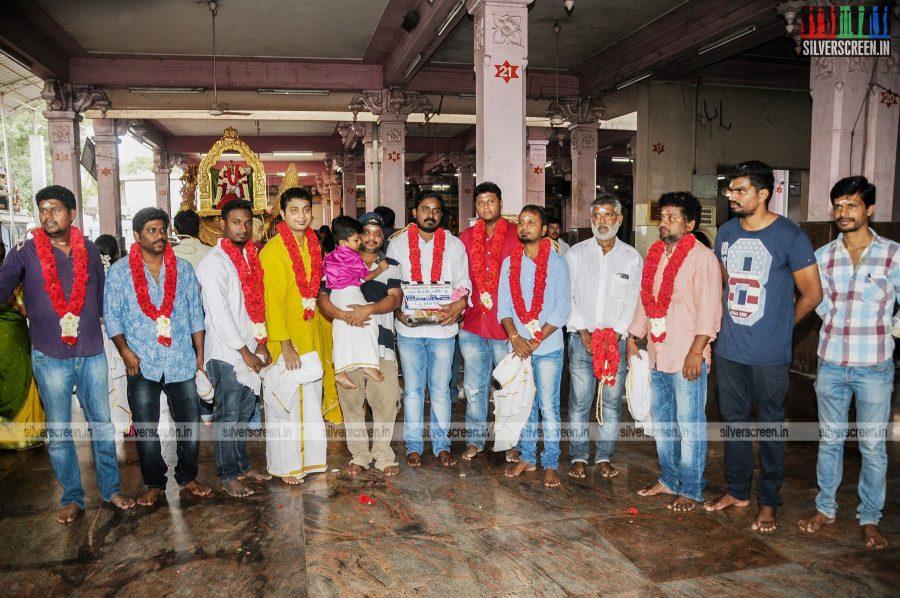 Nemichand Jhabak & Sarkunam Cinemas Movie Launch Photos