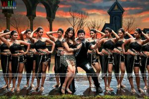 Prashanth and Amanda in Saahasam Movie Stills