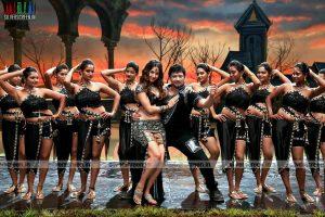 Prashanth and Amanda in Saahasam Movie Stills