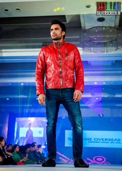 The Leather Council of India's Annual Leather Fashion Show 2016