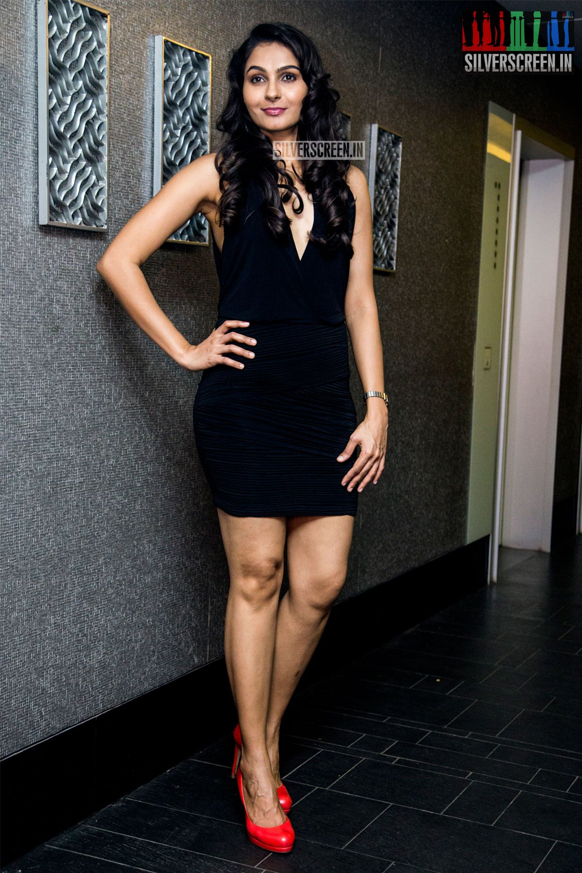 Andrea Jeremiah At The 1St Year Anniversary Celebration Of -5788