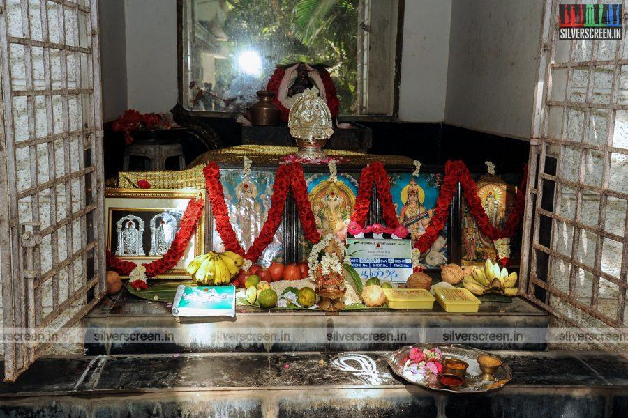 Arivazhagan-Arun Vijay Untitled Movie Launch Photos