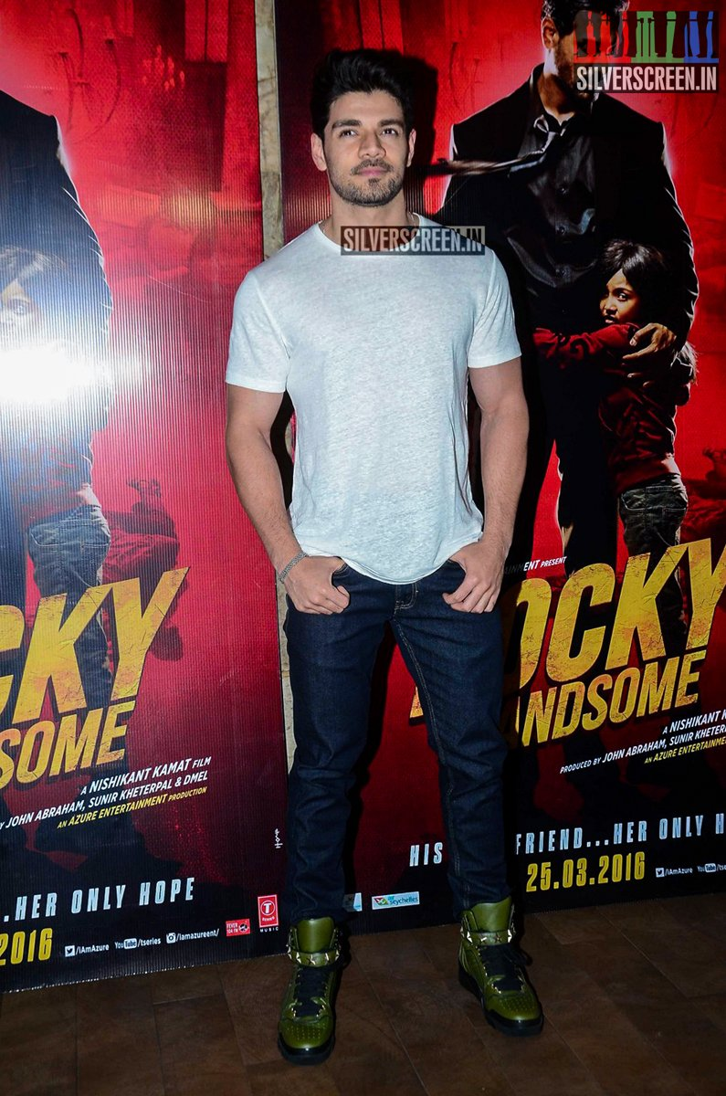 Celebrities at Rocky Handsome Movie Premiere | Silverscreen.in
