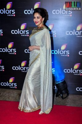 Celebrities At The Colors Tv Red Carpet 2016 Silverscreen In
