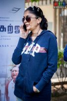 Sudha Kongara Prasad at Irudhi Suttru Thanks Giving Meet