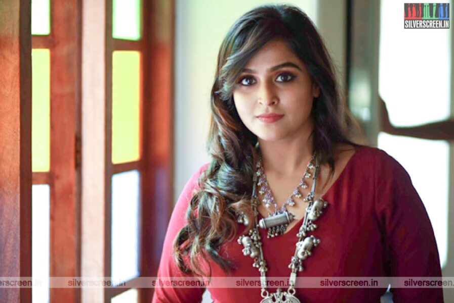Ramya Nambeesan Photoshoot Stills