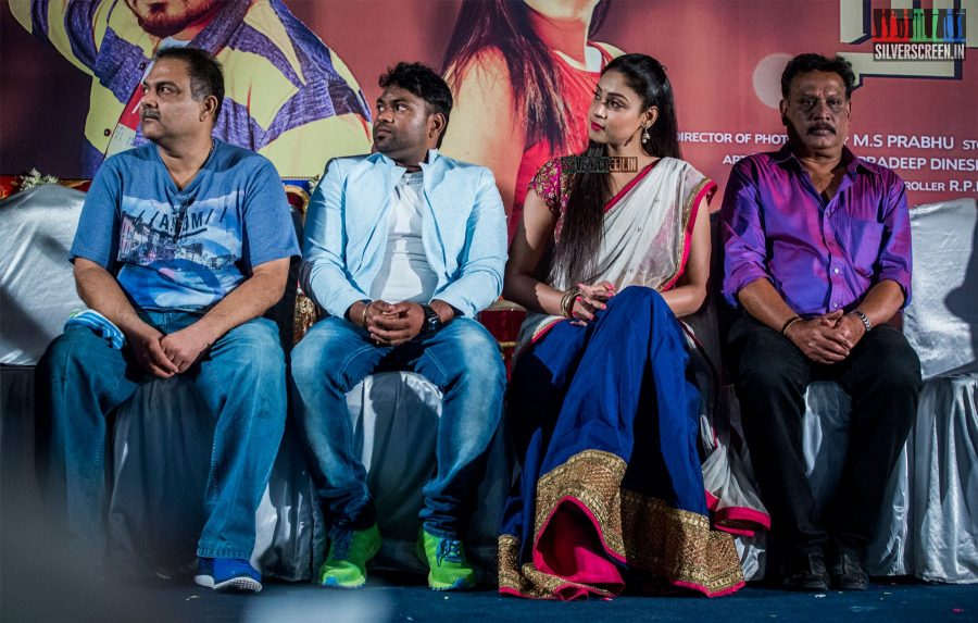 at 7 Naatkal Movie Launch