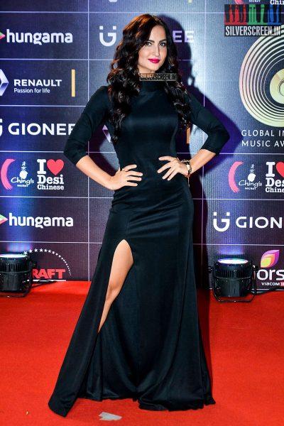 Celebrities at GIMA Awards 2016