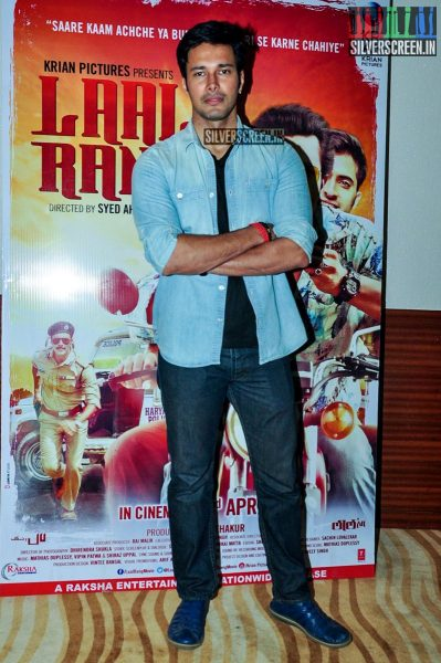 Celebrities at Laal Rang Movie Promotion