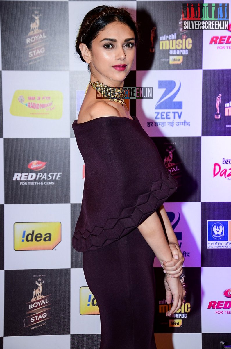Aditi Rao Hydari at the Radio Mirchi Awards