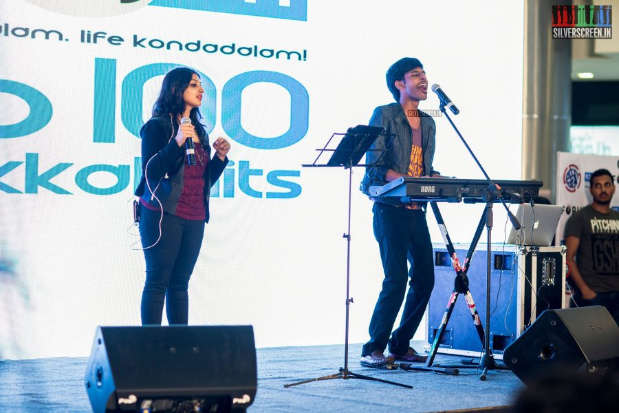 at Ko 2 Music Team's Live Performance