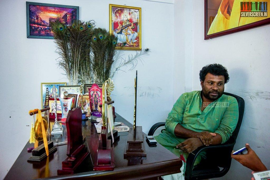 Kalabhavan Mani's Brother RLV Ramakrishnan