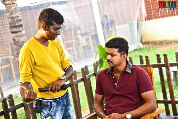 Theri Movie Stills
