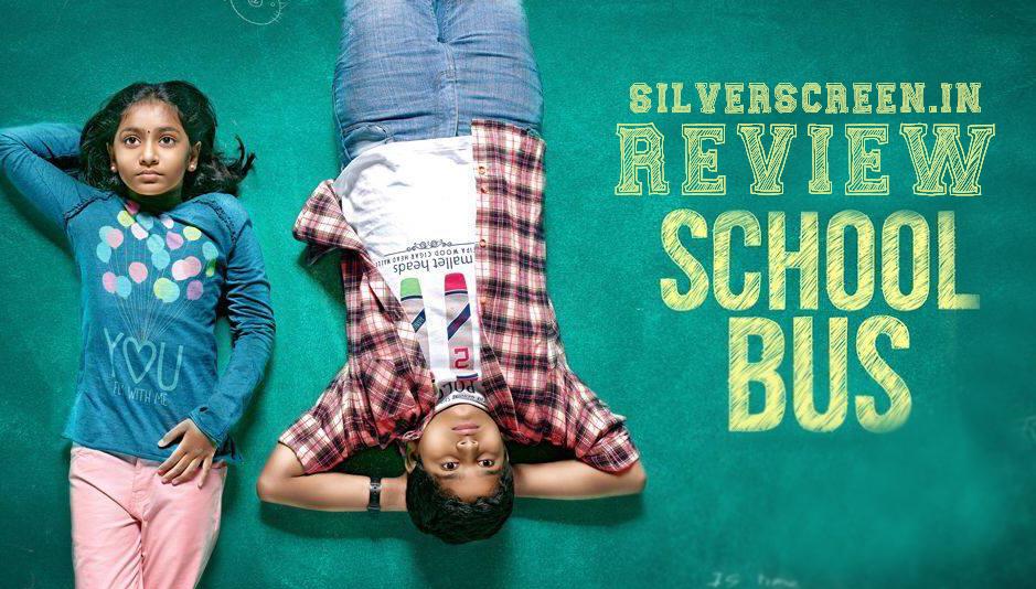 REVIEW - SCHOOL BUS
