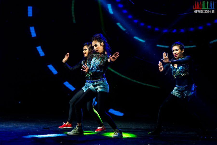 Celebrities at MSM Dance Academy's Talent Show
