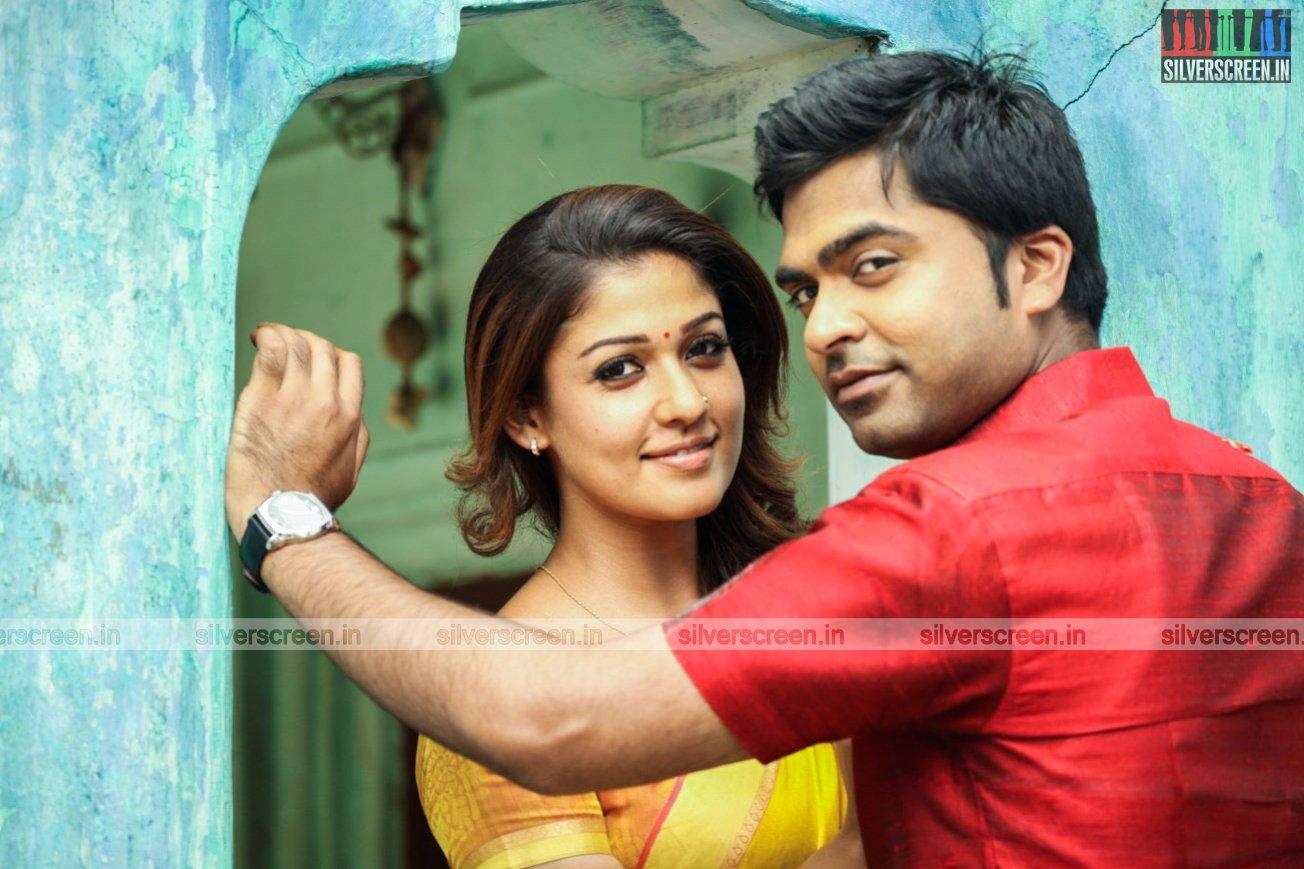 Nayanthara simbu romance photos