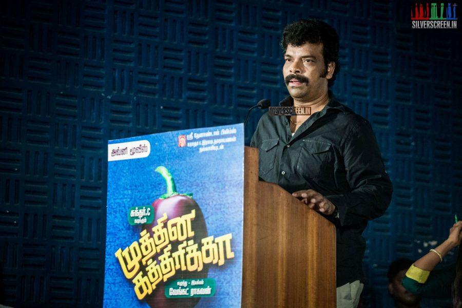 Ravi Mariya at Muthina Kathirikai Audio Launch