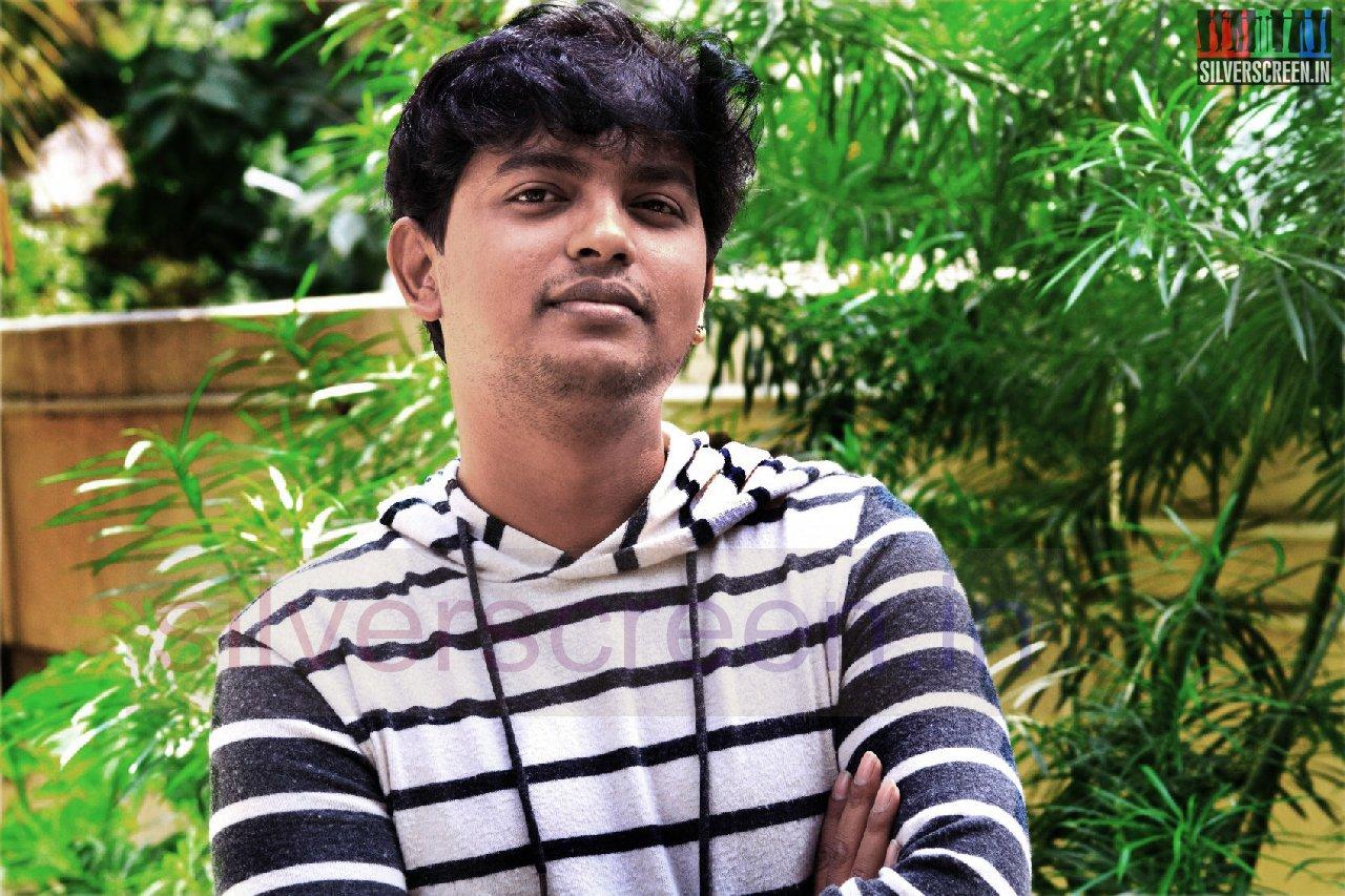 Director and Actor B Vijay Kumar in Vidiyum Varai Vinmeengalaavom Movie Stills