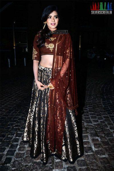 at 63rd Britannia Filmfare Awards