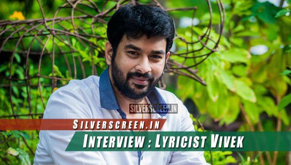Interview Vivek The Lyricist Who Makes Flower Rains