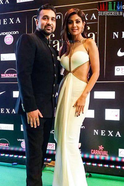 Celebrities at at NEXA IIFA Awards 2016