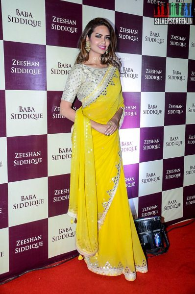 Celebrities at the at Baba Siddique & Zeeshan Siddique's Iftar Celebrations