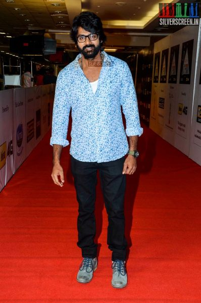 Celebrities at the CineMaa Awards 2016 Red Carpet