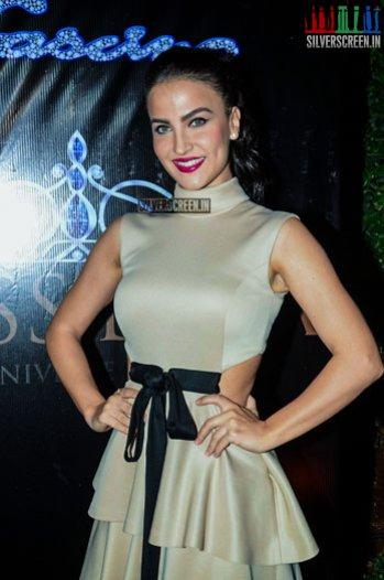 Celebrities at Yamaha Fascino Miss Diva 2016