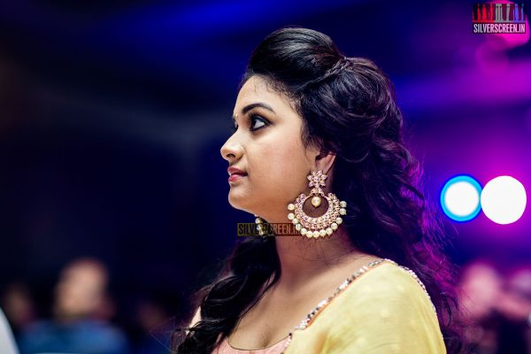 Keerthy Suresh at Remo First Look Launch