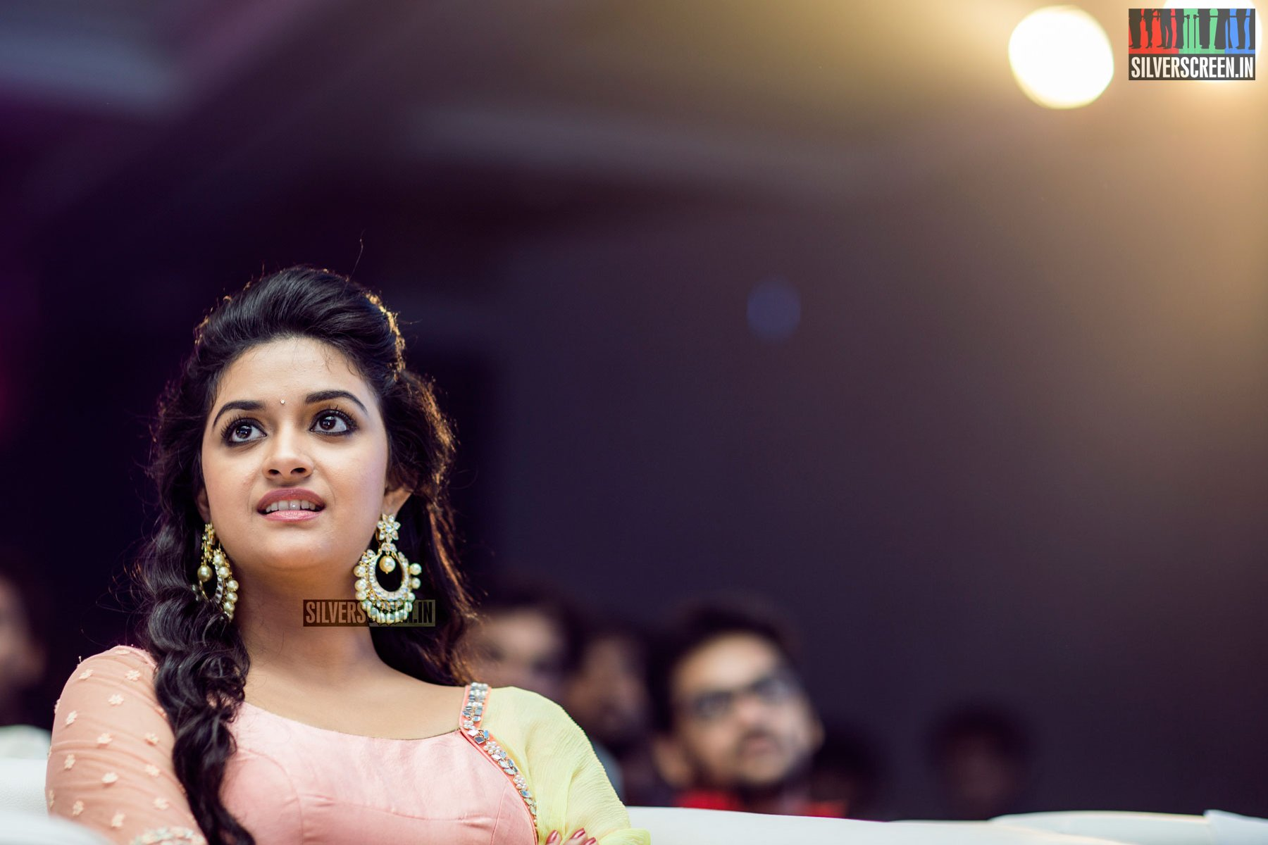 Keerthy Suresh at Remo First Look Launch | Silverscreen.in