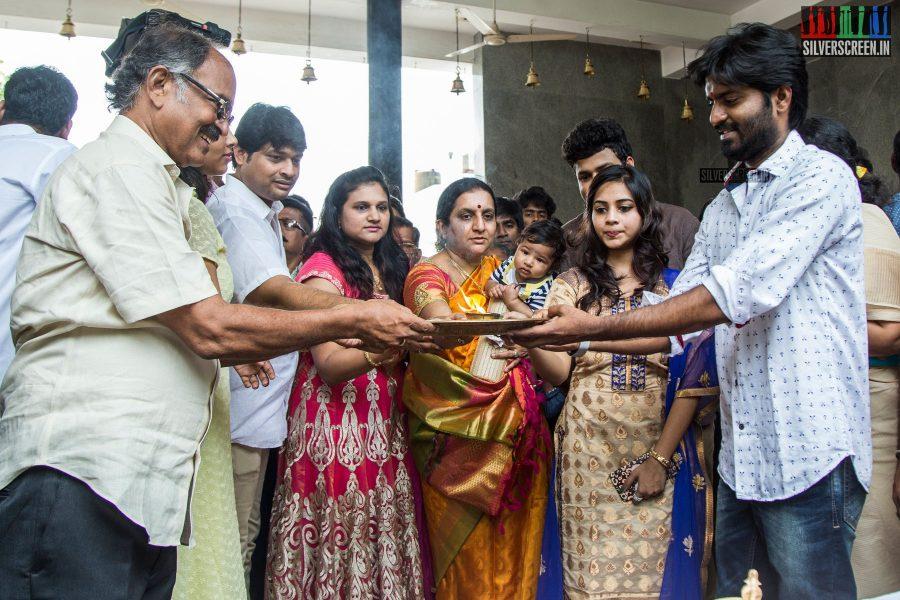 Maaniik Movie Launch Photos