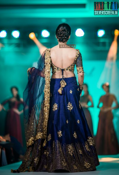 at The Madras Couture Fashion Week Season 3 – Day 3