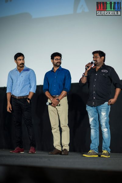at Thodari Audio Launch