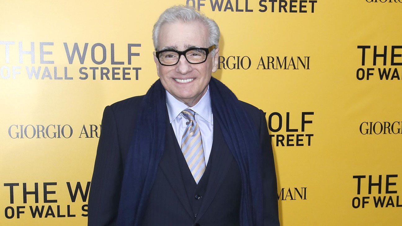 Martin Scorsese. Photo credits: The Hollywood Reporter