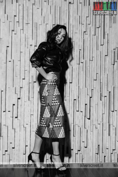 Actress Catherine Tressa Photoshoot Stills