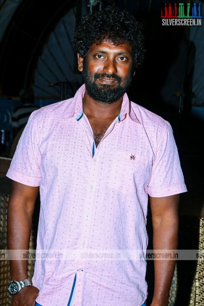 AGS Entertainment-KV Anand Untitled Movie Launch Photos