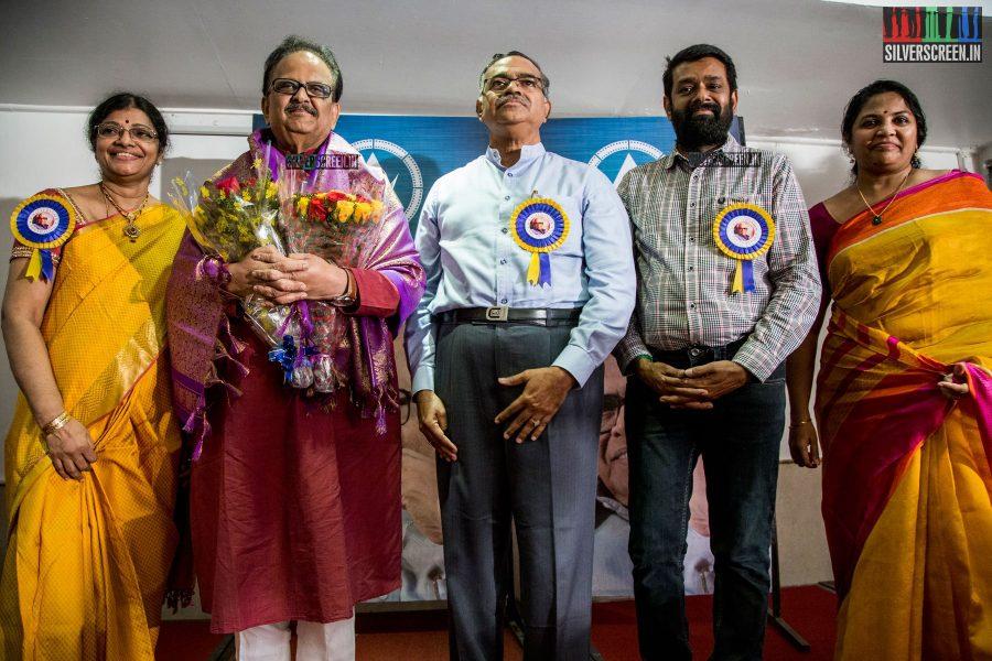 Celebrities at 86th Birth Anniversary of Director K Balachander