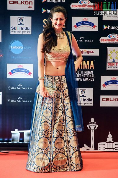 Celebrities at SIIMA 2016 - Day 1