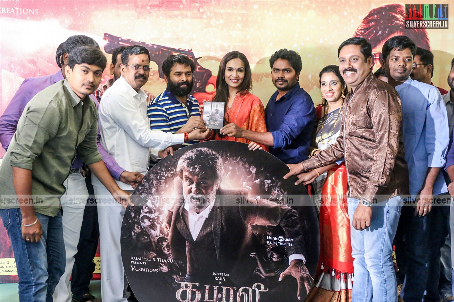 Kabali Audio Launch Photos