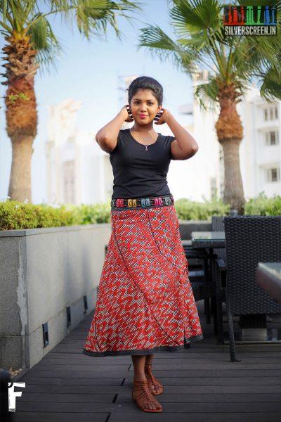 KP Riythvika Photoshoot Stills