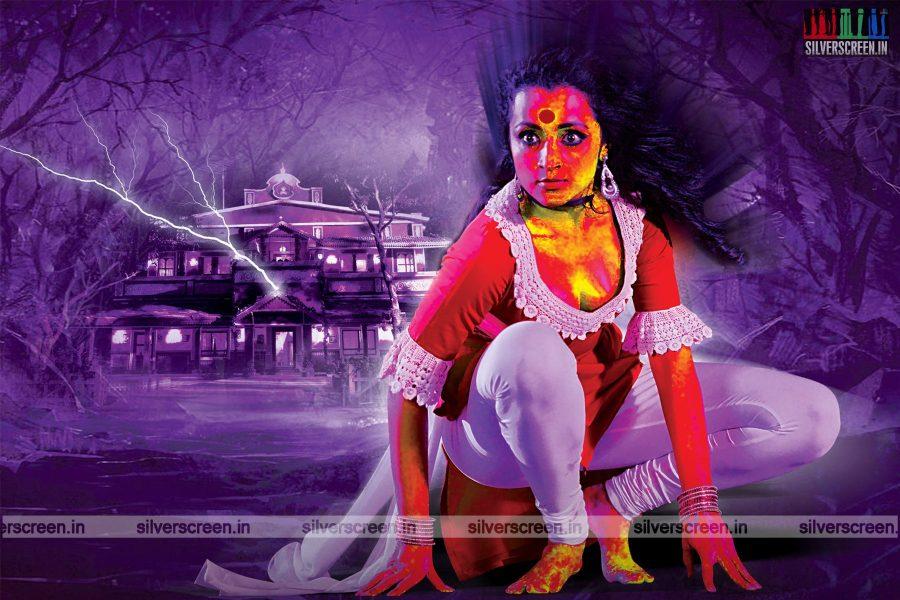 Trisha in Nayagi Movie Stills