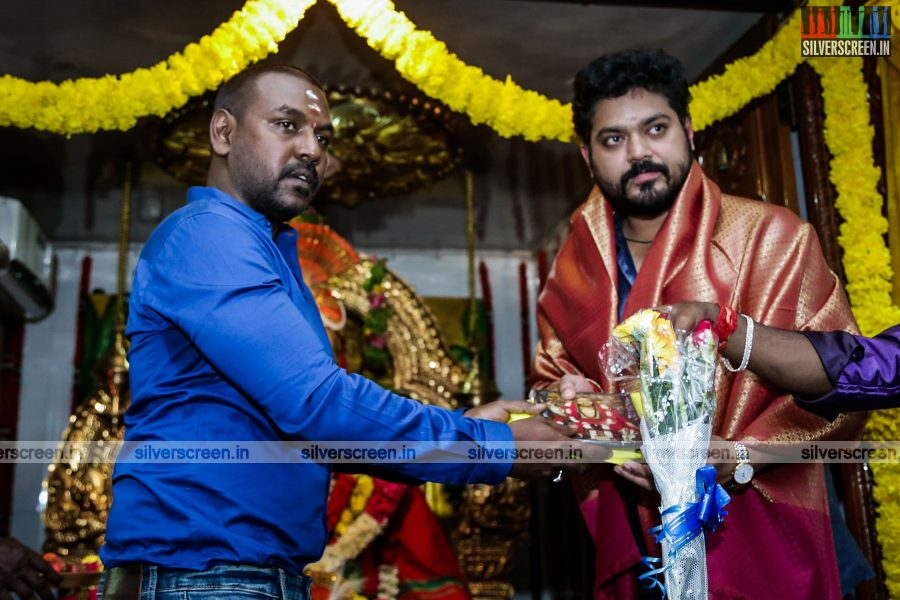 Shivalinga Movie Launch Photos