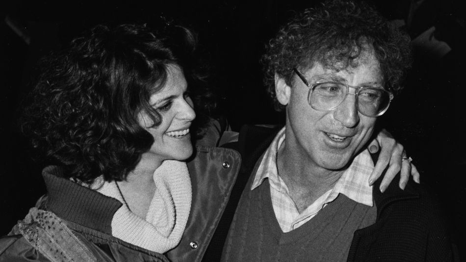 Gilda Radner and Gene Wilder Photo credits: Mashable