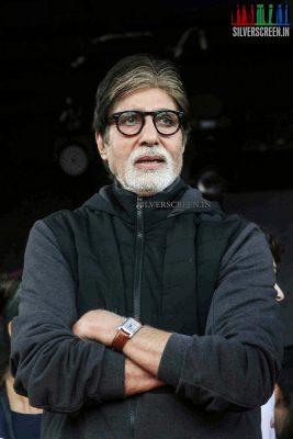 Amitabh Bachchan at Pink Song Launch