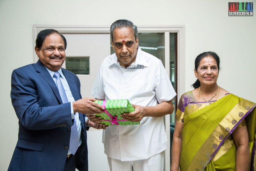 at the Book Launch of Palani G Periyasamy's 'Idhaya Oli'