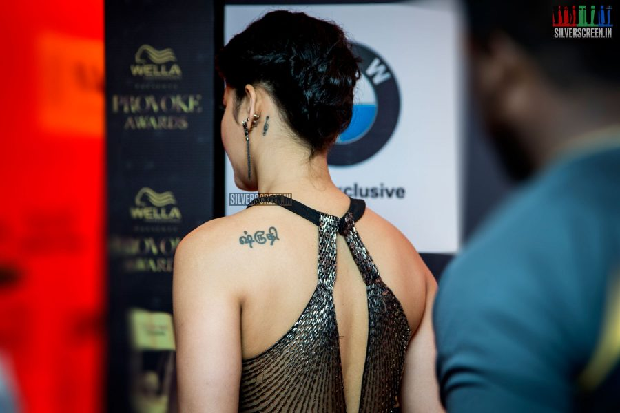 Celebrities at Provoke Awards 2016